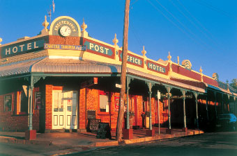 Gulgong Post Office Hotel