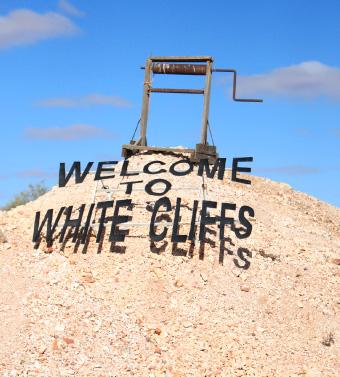 White Cliffs Opal Field
